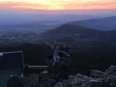 Freshpoint on a mountain